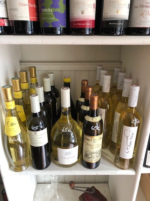 Vin de Provence blanc